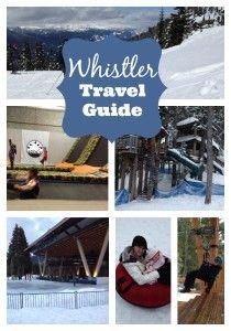 Whistler Travel Guid