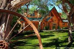 Log Cabin Rentals on Lake LBJ -Log Country Cove, Burnet, Texas Vacation Rentals