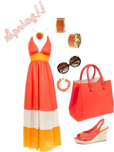 """Love these colors"" by gjohnso on Polyvore"