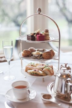 What should every afternoon tea include?