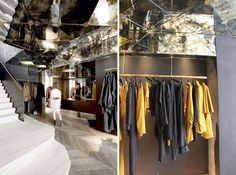 Damir Doma Store by March Studio // Paris, France. |