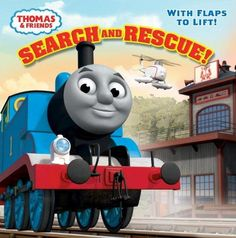 Search and Rescue! Thomas and Friends Book