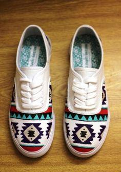 fabric paint heels - Google Search