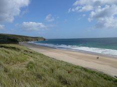 Par Sands, South Cornwall