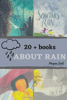 Over 20 of my favourite picture books are listed here as recommended anchor texts about rain and the water cycle. Get outside to playfully learn about the importance of rain! #outdoorclassroom #rain #bestbooksforkids #bookreview #booklist Post Reading Activities, Activities To Do, Classroom Activities, Classroom Organization, Outdoor Education, Outdoor Learning, Outdoor Play, Rain Cycle, Water Cycle