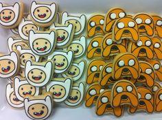 Adventure+Time+cookies | adventure time cookies $ 48 adventure time set includes 2 dozen ...