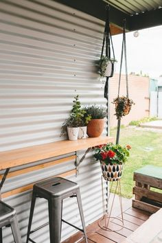 Get Psyched for Spring: 15 Inspiring Outdoor Spaces from Our House Tours   Apartment Therapy
