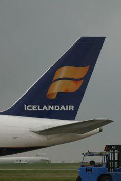 East Midlands Airport Cargo - Icelandair Cargo B757 freighter