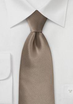 Einfarbige Krawatte schokoladenbraun . . . . . der Blog für den Gentleman - www.thegentlemanclub.de/blog