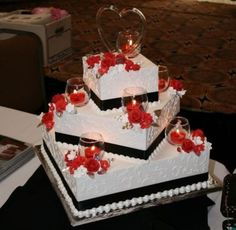104 Wedding Cheese Cakes Everybody Will Love - VIs-Wed Cheesecake Wedding Cake, Cake Decorating, Wedding Cakes, Sweet Treats, Make It Yourself, Desserts, Food, Graham, Fruit