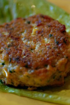 Shrimp Cakes #Recipe Jalapeno, Onion, and Hot sauce!