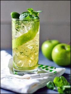 Apfel Mojito