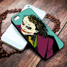 Joker | Batman | Movie | custom case for iphone 4/4s 5 5s 5c 6 6plus case and samsung galaxy s3 s4 s5 s6 case - RSBLVD