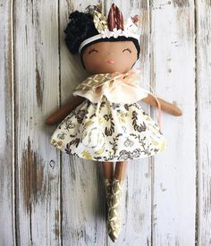 Heirloom Dolls by SpunCandy    See this Instagram photo by @spuncandydolls • 115 likes