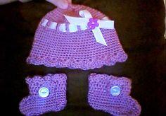 baby set 2-rose