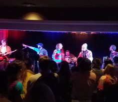 Poison Orchid getting funky in #Annapolis tonight! #poisonorchid #livemusic