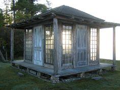 White Pine Camp, Osgood Pond, Paul Smiths, New York.