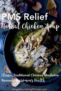 Want to know more homemade chinese food? Read on. Herbal Chicken Recipe, Real Food Recipes, Soup Recipes, Chicken Soup Base, Clean Eating Recipes For Dinner, Dinner Recipes, Paleo Soup, Peony Root, Wu Tang