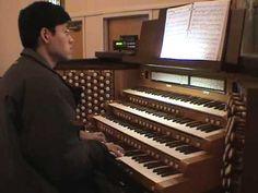 climb every mountain - John Hong Organ - Sound of Music