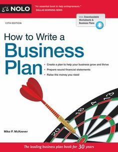 How to Write a Business Plan - This book is still being acquired by libraries in SAILS, but it is listed in the online catalog already. Place your hold now to get your name on the list!