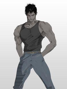 Dark Anime Guys, Hot Anime Boy, Cute Anime Guys, Character Inspiration, Character Art, Character Design, Pony Drawing, Handsome Anime Guys, Anime Poses