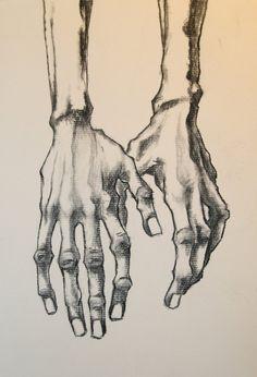 EGON HANDS by QuinteroART ~Via Fabienne Delapierre