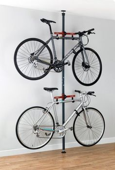 Bike Rack Indoor Of The Best Indoor Bike Racks To Stash Your Steed. Wall Mount: The 12 Best Indoor Bike Racks HiConsumption. Homemade Bike Rack For Back Of Truck Diy Bike Rack Bike . Home and Family Rack Velo, 4 Bike Rack, Indoor Bike Rack, Indoor Bike Storage, Best Bike Rack, Bike Hanger, Hanger Rack, Ceiling Storage Rack, Kayak Storage Rack