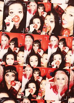 One Direction isn't the only group supporting red nose day so is Little Mix!
