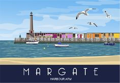 Margate Harbour Arm | whiteonesugar.co.uk