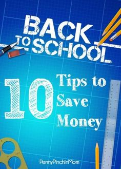Before you start back to school shopping, make sure you follow our ten easy tips!!!