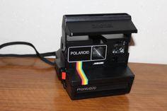 Appareil Photo Vintage Polaroid Pronto 600