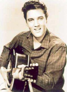 Photos  of Elvis Presley on Pinterst | Pin Me Elvis Presley Tattoo on Pinterest