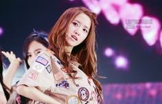 #Yoona #윤아 #ユナ #SNSD #少女時代 #소녀시대 #GirlsGeneration 130628 Korea China Friendship Concert Limyoonabar
