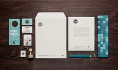 Maminena // Stationery package