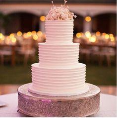 Para casamentos ao ar livre ou noivado. Simples mas lindo!!!
