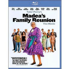 Tyler Perry's Madea's Family Reunion: The Movie (Blu-ray) (Widescreen)