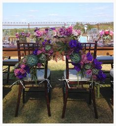 BZ events Unexpected Elements chair decor » BZ events blog :: Austin Event, Wedding + Party Planning