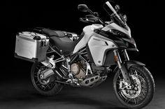 New 2016 Ducati Multistrada 1200 Enduro Adventure Kit.