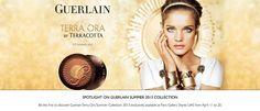 Guerlain Terra Ora summer 2013 Make-up collection.