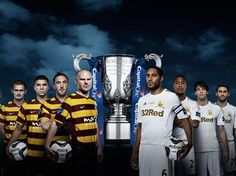 League Cup Final - Sunday 24th February 2013 Swansea City v Bradford City @SwansOfficial