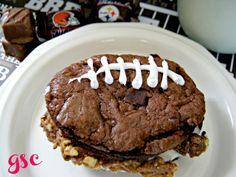 ... Super Bowl Crafts & Food on Pinterest   Football, Super bowl and Super