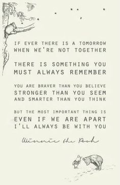 The best quote about friendship ever, from Christopher Robin to Winnie the Pooh. Love you Pooh! Great Quotes, Me Quotes, Quotes Inspirational, Super Quotes, Family Quotes, Baby Quotes, Quotes For My Son, Nephew Quotes, Aunt To Niece Quotes