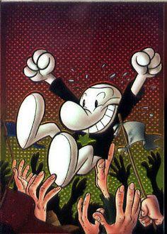 BONE Series 3 - Dragonslayer - Jeff Smith Comic Art - Chromium Chase Card C3 Bones Series, Series 3, Bone Comic, Bone Books, Jeff Smith, Comic Art, Comic Books, Two Of A Kind, Comics