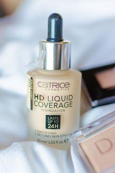 Catrice, Catrice Herbstneuheiten, Catrice Make-up, herbstliches Make-up, Catrice Highlighter, Matt Lip Artist 6hr, CATRICE HD Liquid Coverage Foundation