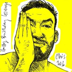 Post-it Portrait by Christophe LARDOT Happy Birthday Lorezo ;-) @lorenzocalzavara #manface #manstyle #postitportrait #postitart #postitartwork #art #arte #arts #instaartist #instaart #drawing #drawingoftheday #sketch #sketching #skechoftheday #sketchofthenight #fashion #fashionillustration #yellow #yellowsquare #beard #bearded #beardstagram #beardvillains #gingerbeard #grimace ...repinned für Gewinner!  - jetzt gratis Erfolgsratgeber sichern www.ratsucher.de