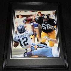 L.C. Greenwood Pittsburgh Steelers Posters