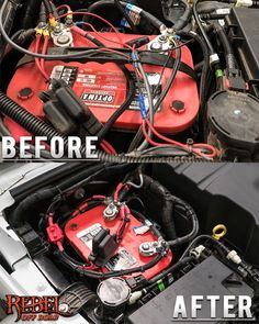 Just a little clean up work under the hood of a Jeep JK Jeep Dodge Ram 1500 Jeep Mods, Truck Mods, Jeep Cj7, Jeep Wranglers, Jeep Wrangler Forum, Jeep Wrangler Accessories, Sand Rail, Flats Boat, Cool Jeeps