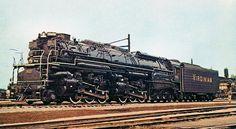 The Virginian Railway
