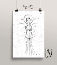 Condicionada a ser lunática - Amanda Mol   Loja