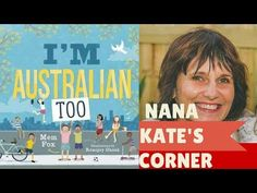 A children's book from Mem Fox looking at Australia's multiculturalism and ethnic diversity. A book about acceptance, national unity, and the plight of refug. Story Time, Songs, Children, Youtube, Young Children, Boys, Kids, Song Books, Youtubers